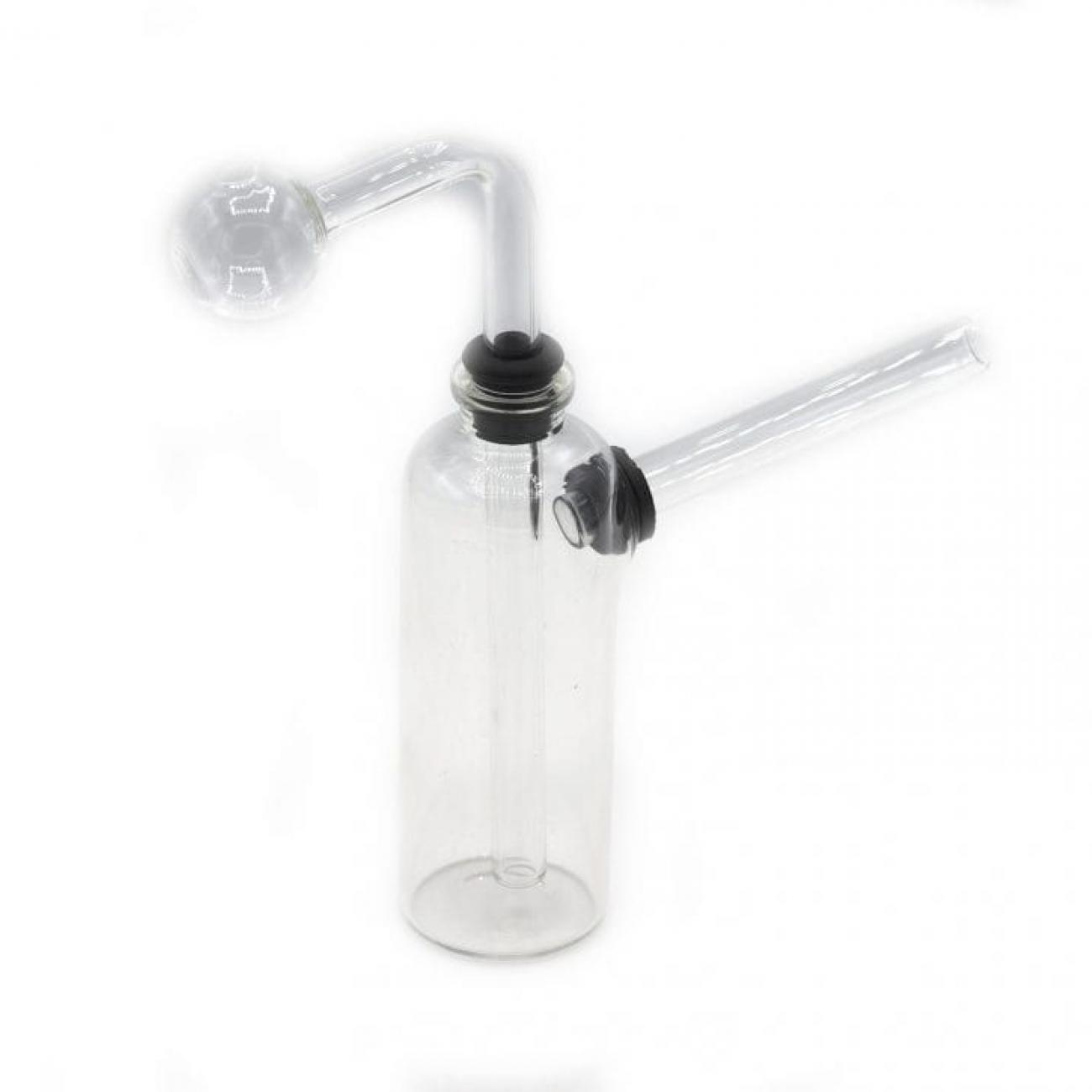 Glass Cylinder Pipes