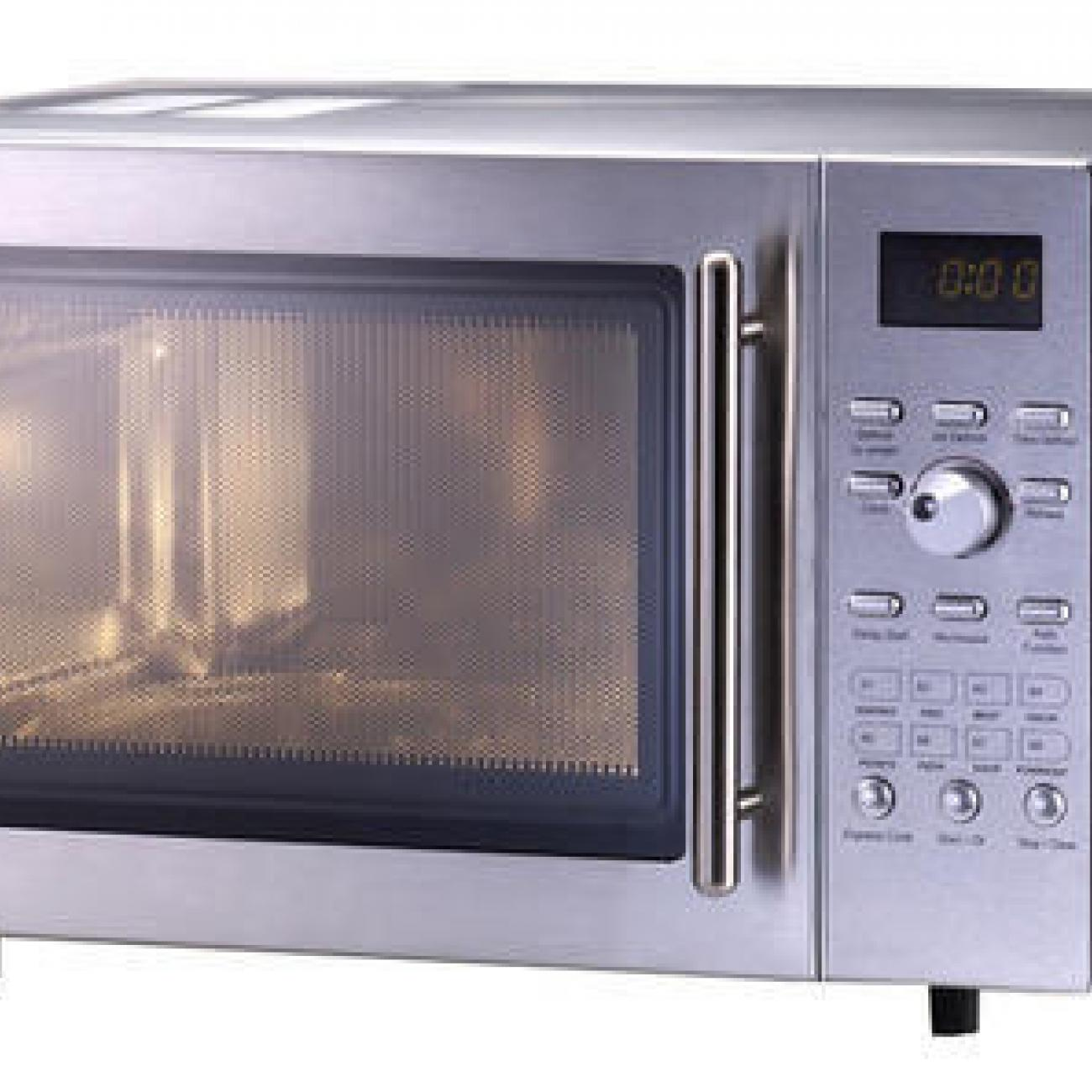 Microwave Ovens.