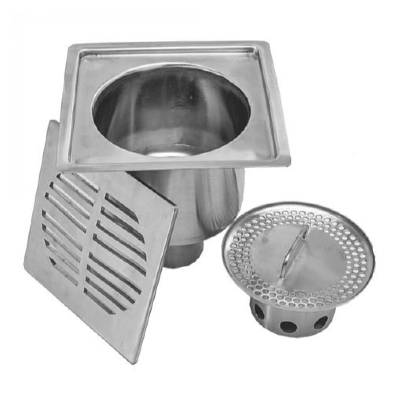 6_Inch_Stainless_Steel_Drain_Trap