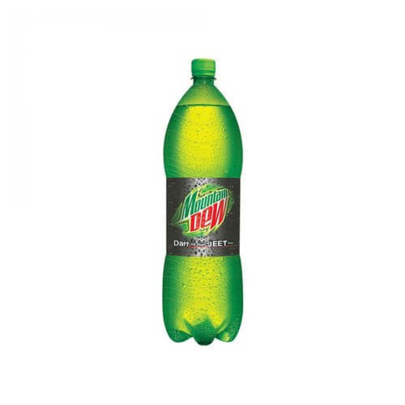 Mountain Dew Bottle