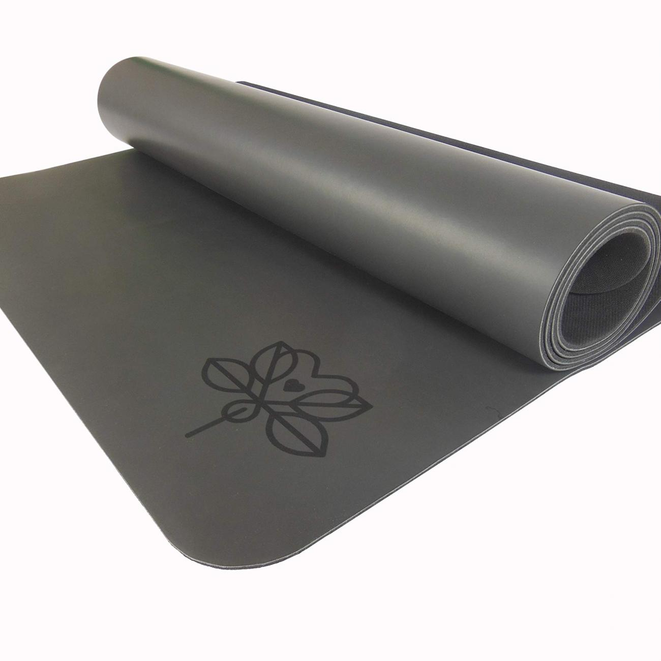 Meditive Natural Rubber Yoga Mat