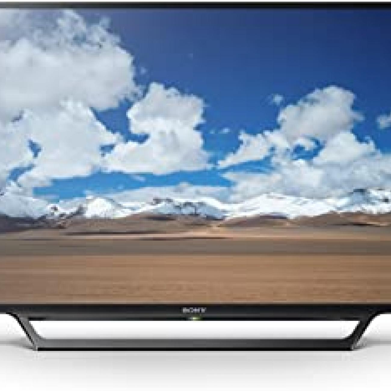 Sales of televisions above 32-inch
