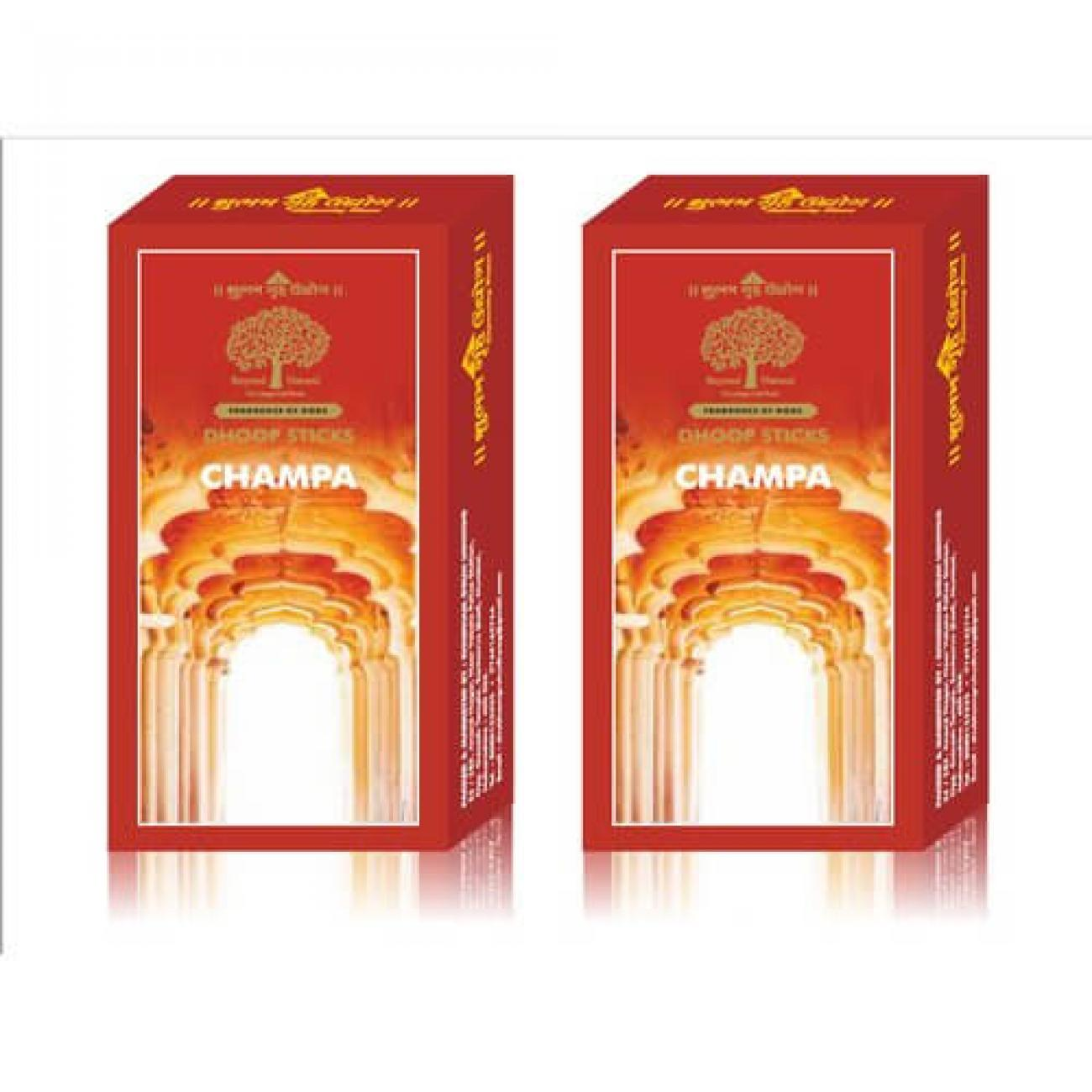 Champa Dhoop Sticks Combo Pack