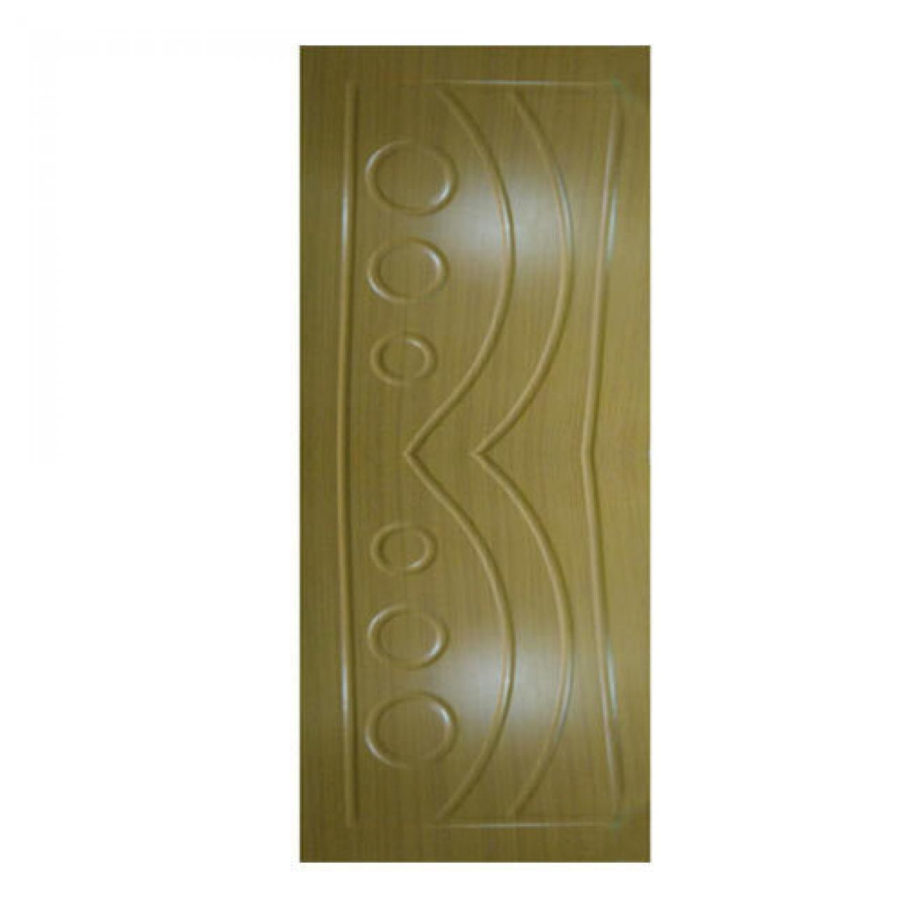Brown Standard Wooden Door