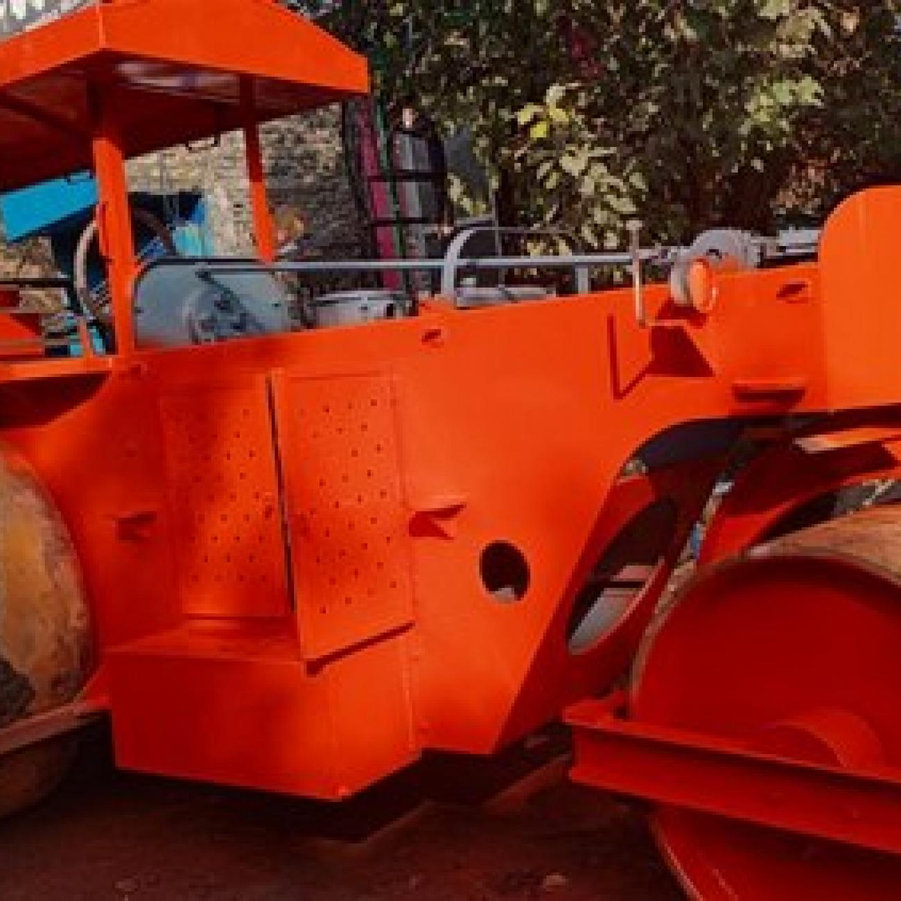 Buildtech Static Road Roller