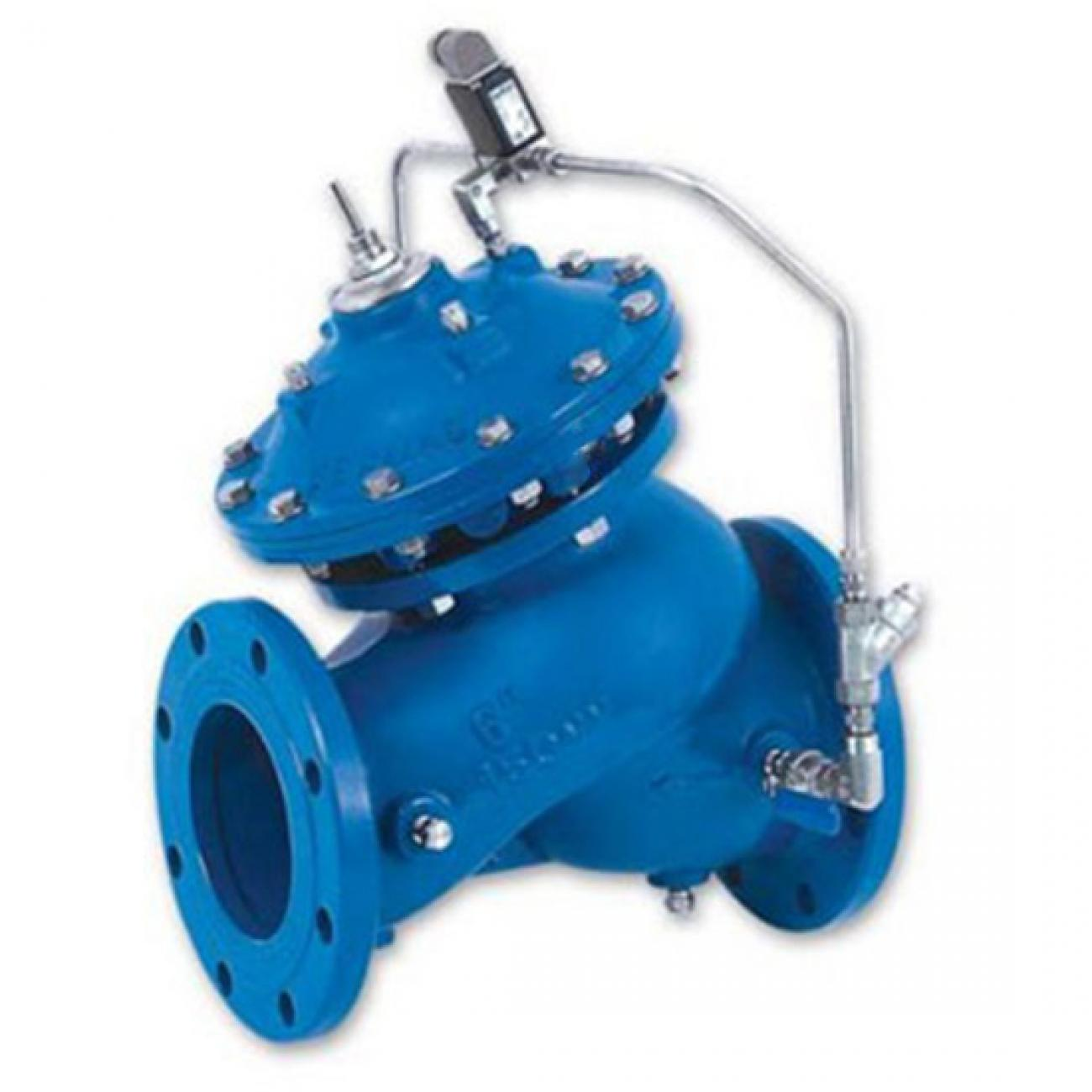 Controlled Valve