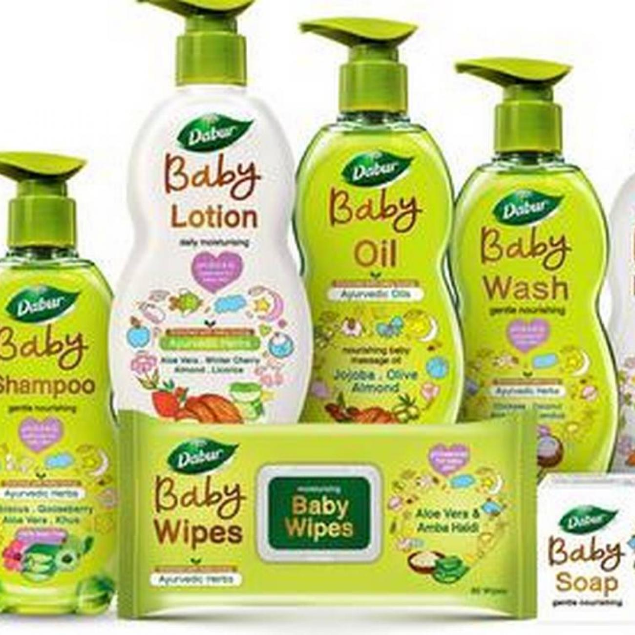 Dabur_Baby_Care_Products