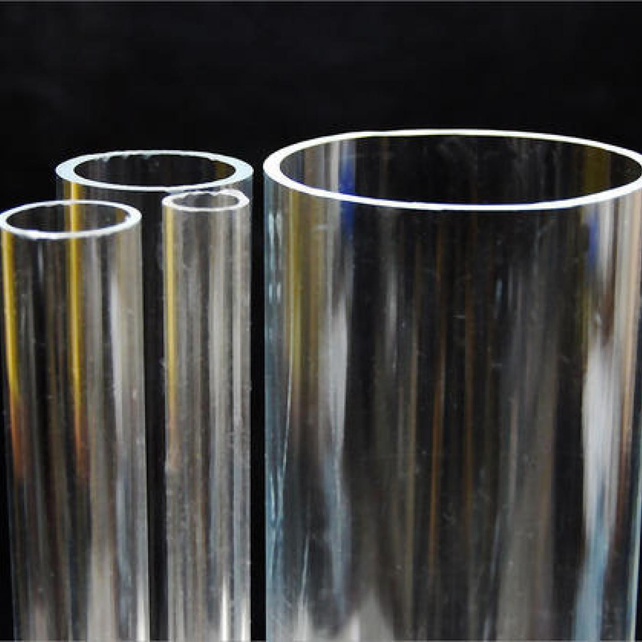Poly Carbonate Tube