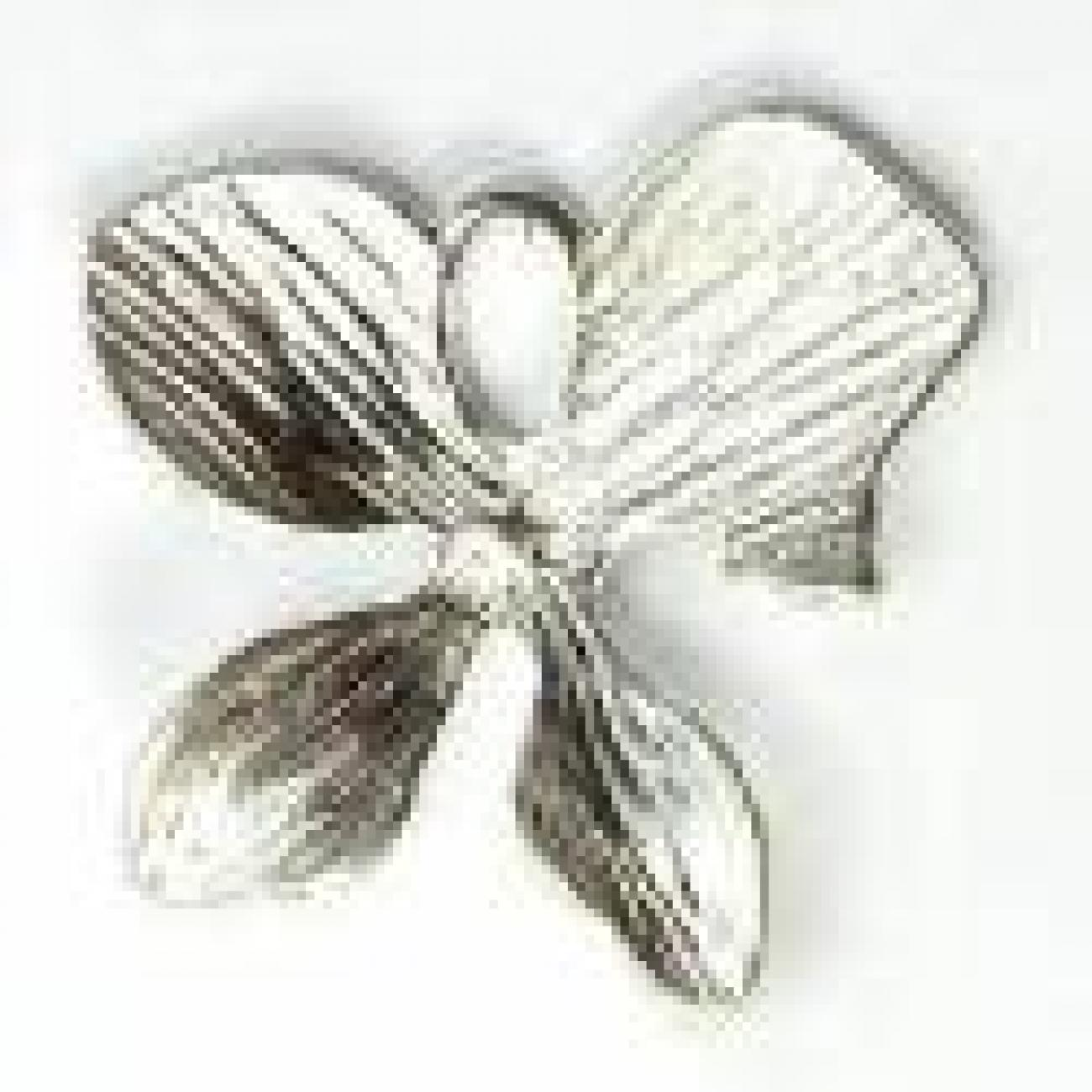 _Silver_Plated_Orchid_Flower
