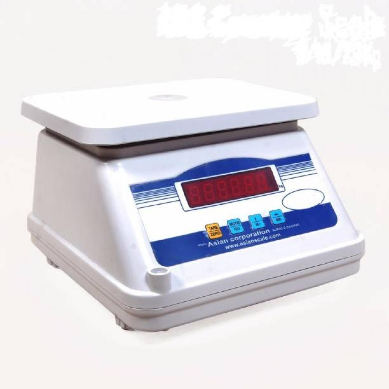 White Weighing Scales
