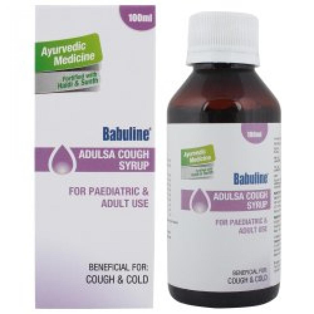 Adulsa Cough Syrup