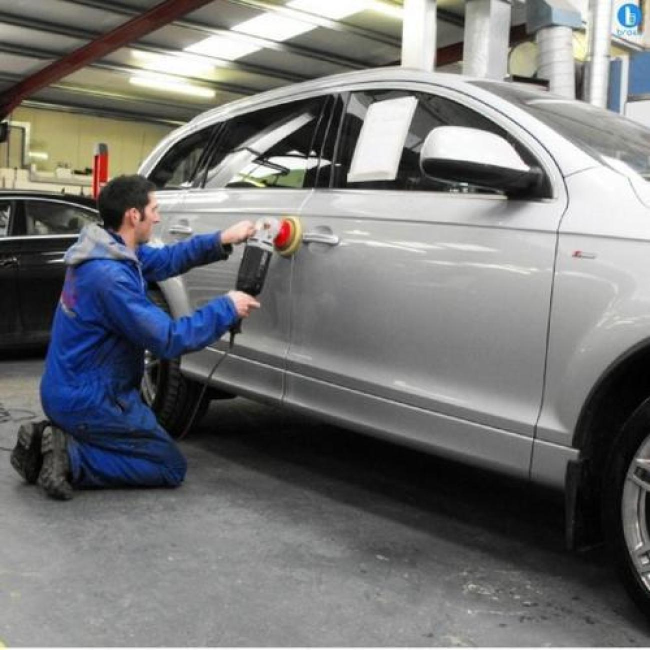 Automobile Body Repairing & Painting