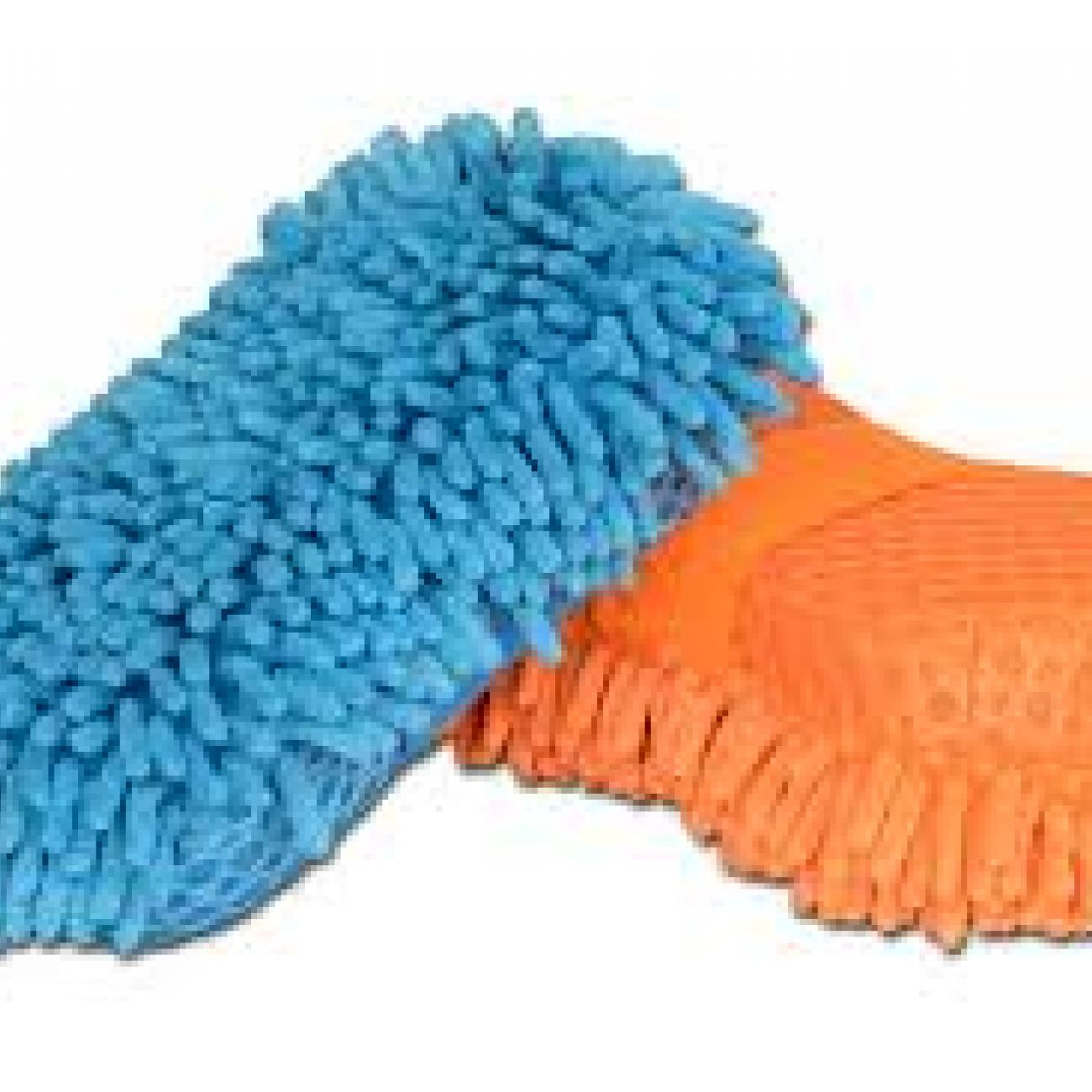 Car cleaning sponges