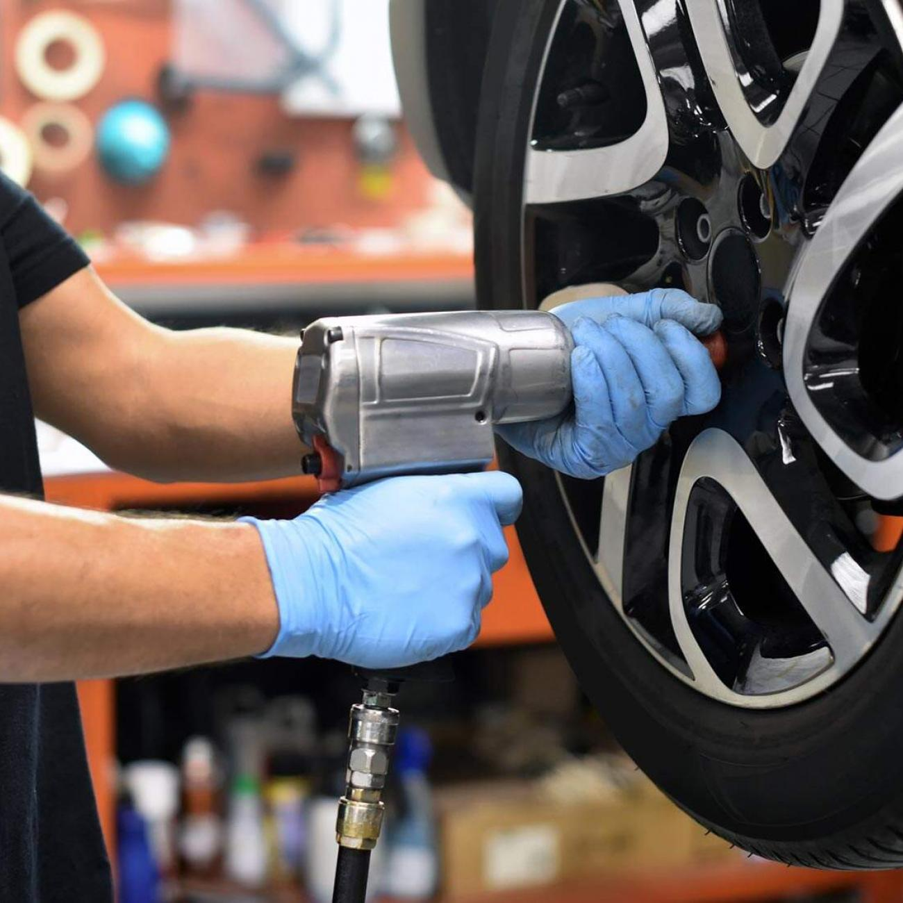 Car Tyre Repair Service