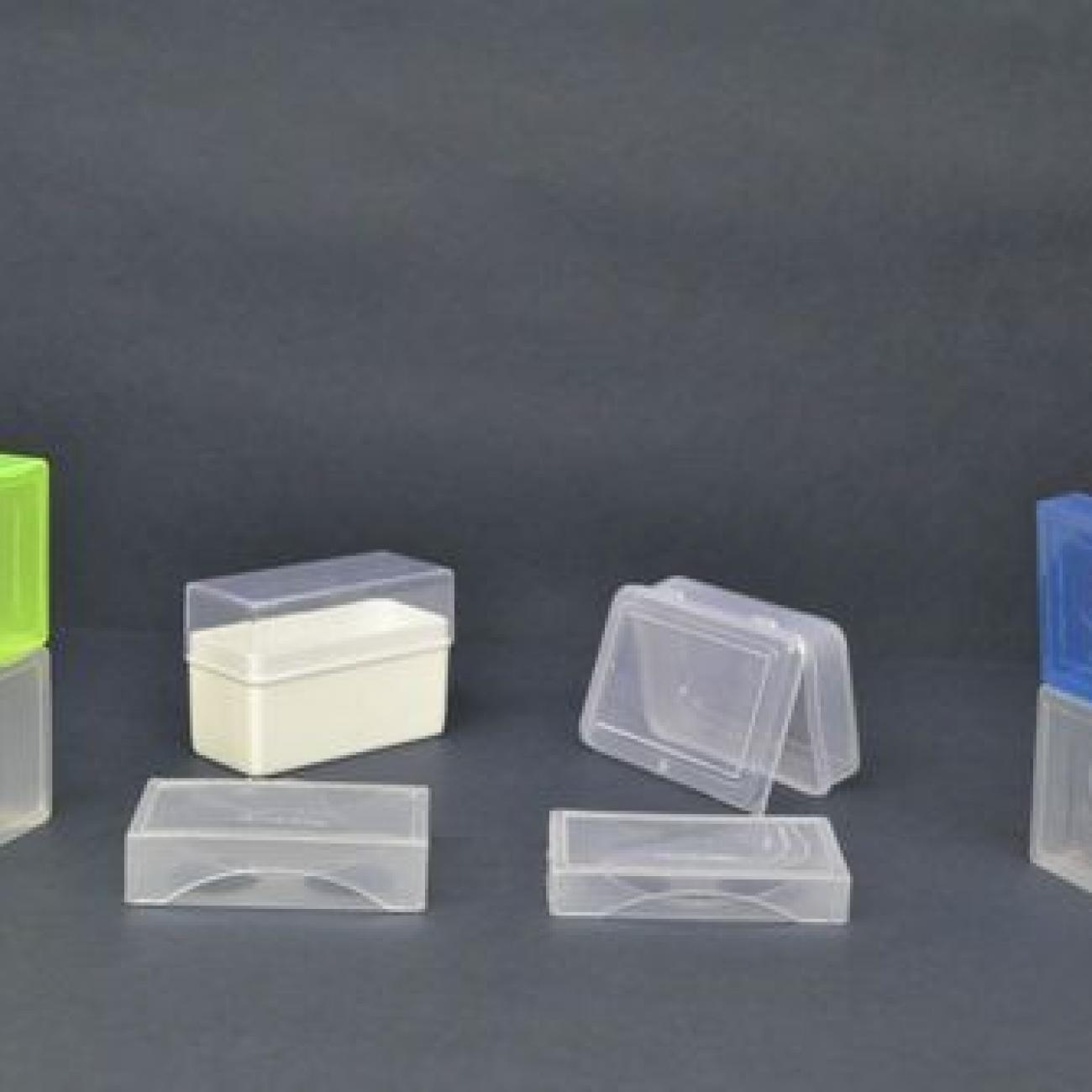 Plastic Card Boxes