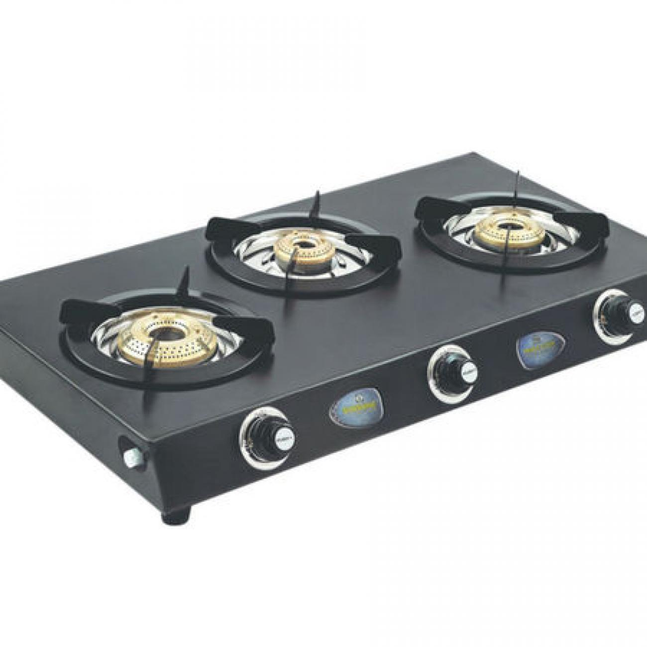 Cooking gas stove