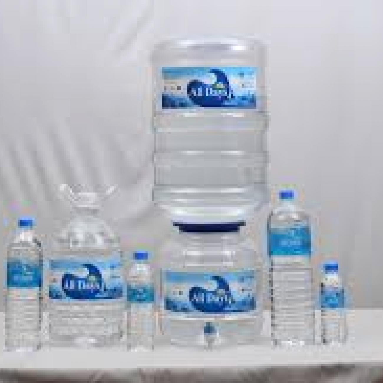 Packaged Mineral Water
