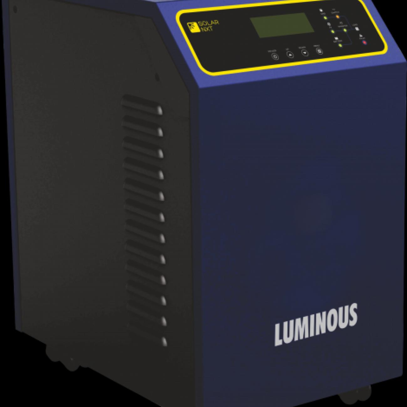 Luminous Solar Inverter Manufacturer i