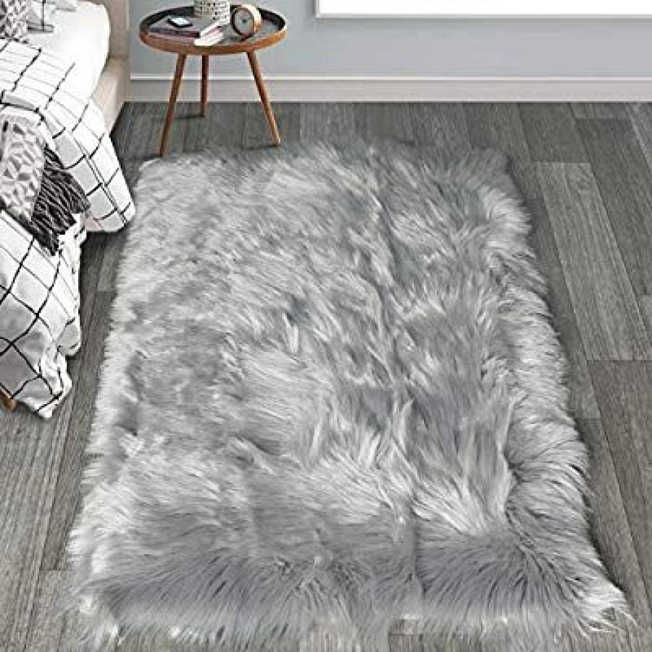 Polyester fluffy Shaggy carpet