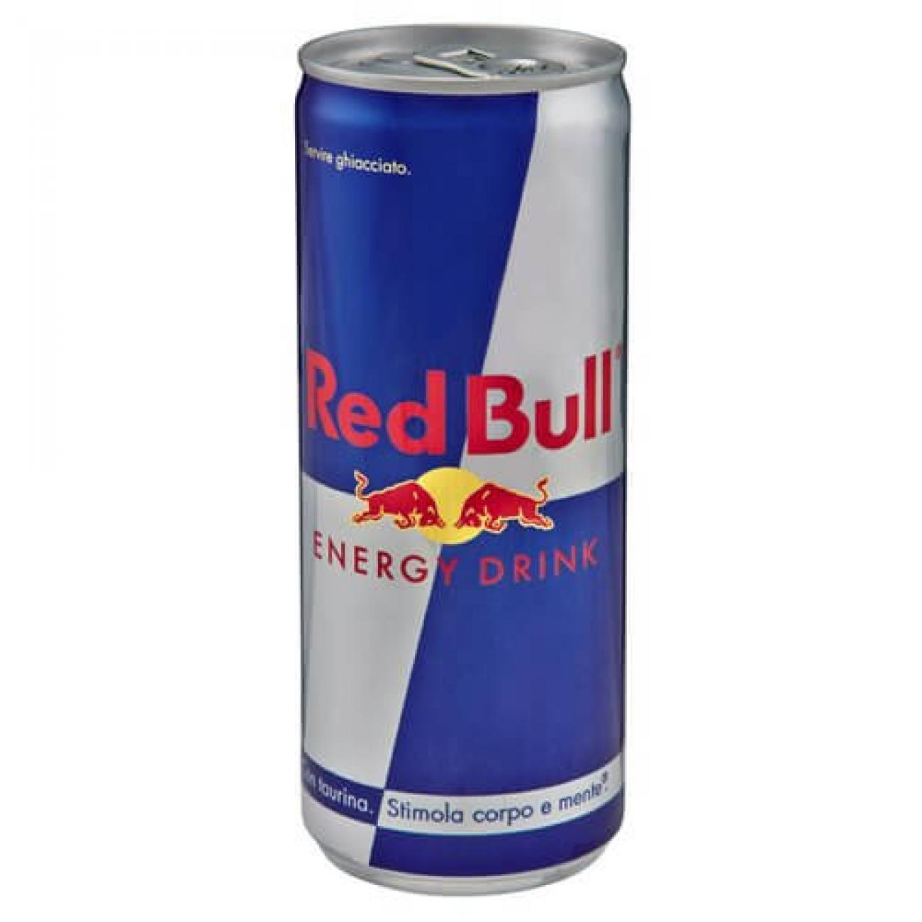 Red Bull 250 ML Can