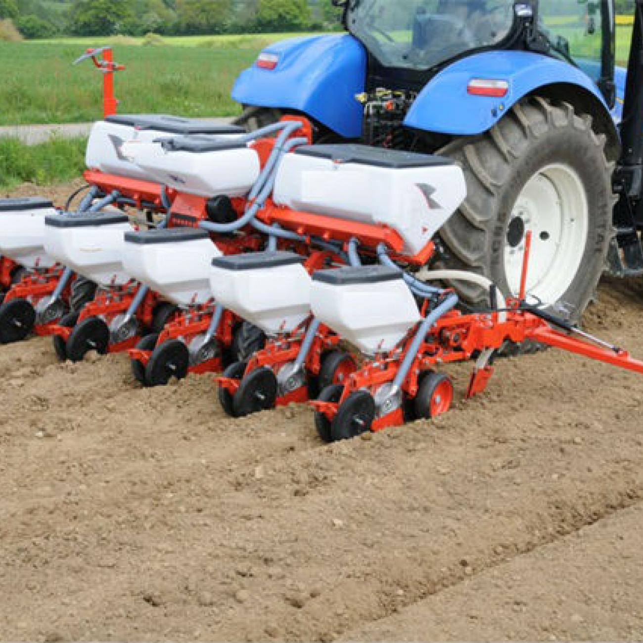 Rice Seeder Machine