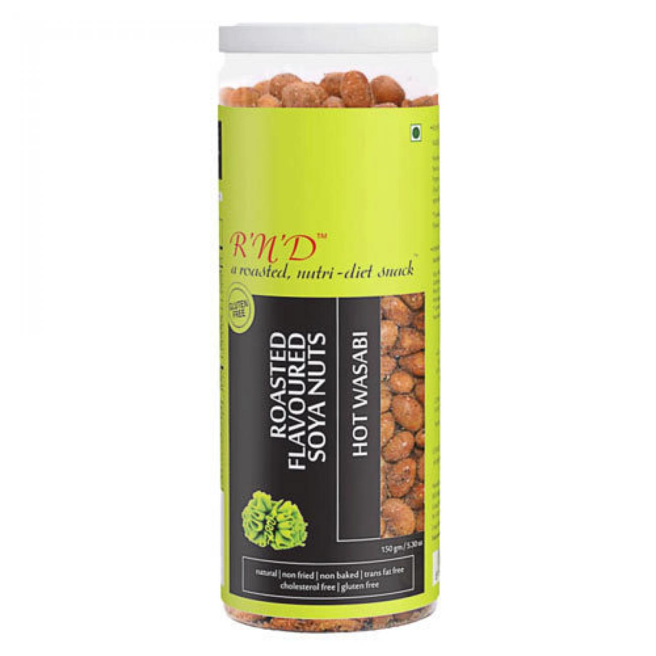 RND Roasted Flavoured Soyanuts